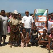Formation des petits vendeurs sur les plages